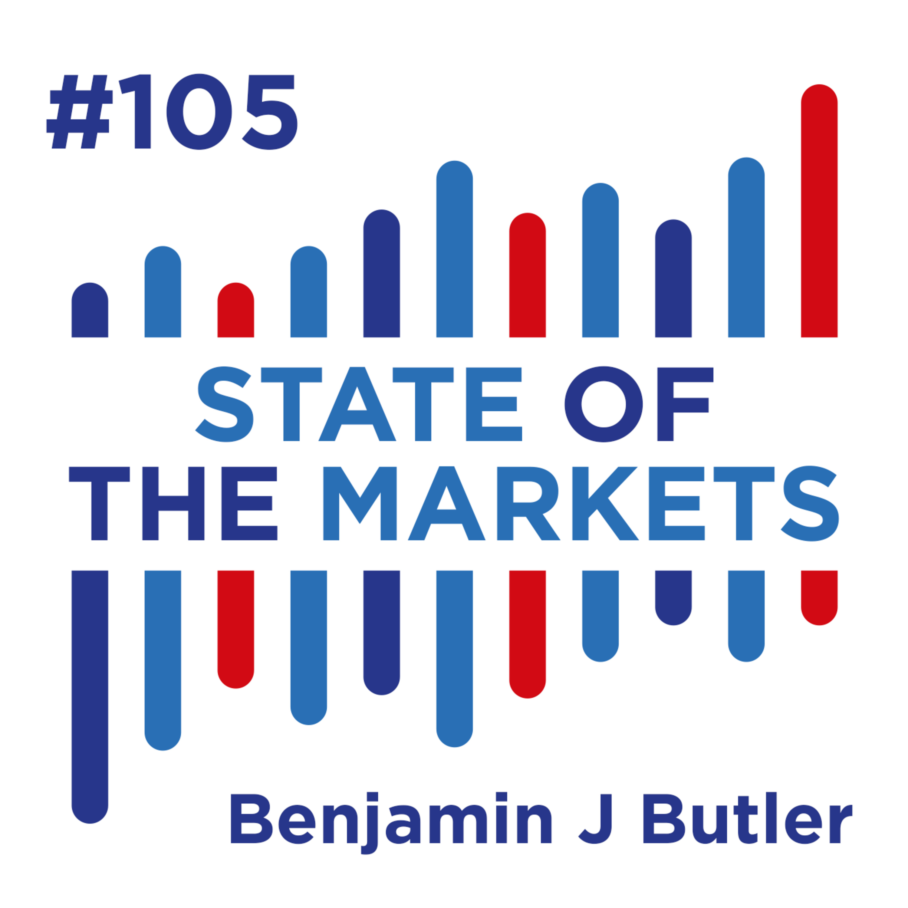 #105 Benjamin J Butler: The End of Big Tech, Future-shock and The Splinternet