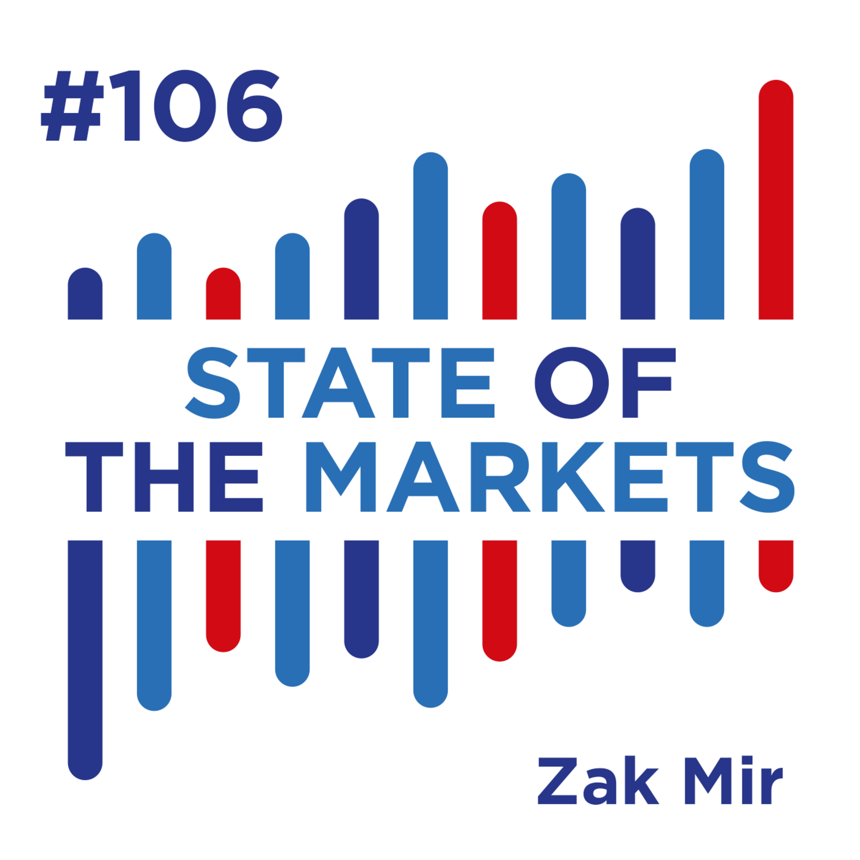 #106 Zak Mir Predicts: Trump or Biden? The 4th Dimension Party, no full stop