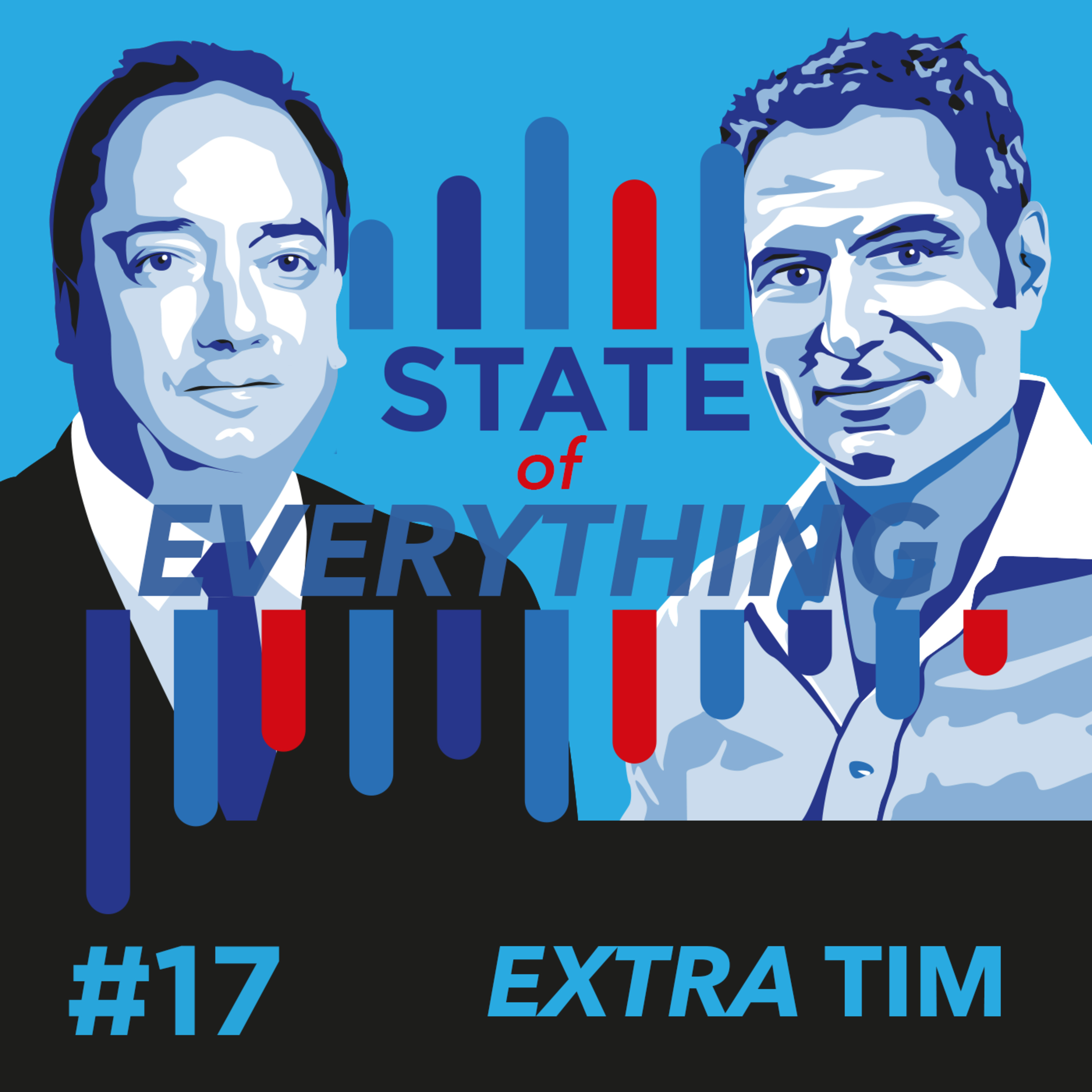 #17 Extra Tim - The Great Reset, Stocks wobble and Tim is eyeing up this commodity
