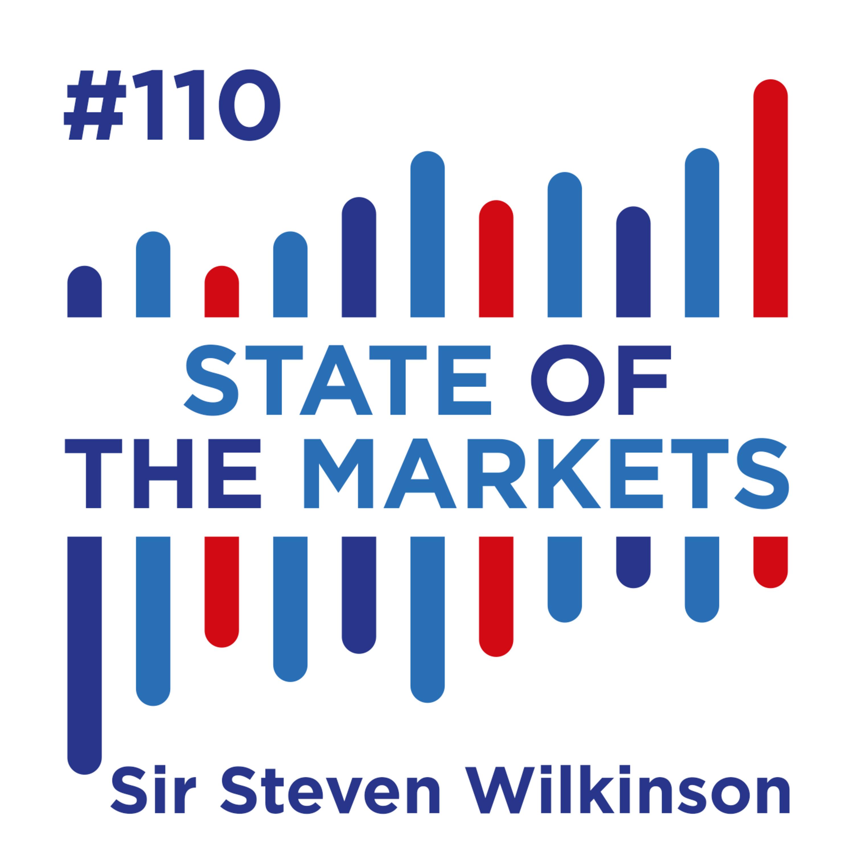 #110 Steven Wilkinson: Good and Prosper, grasshopper glorification & what drives economic progress