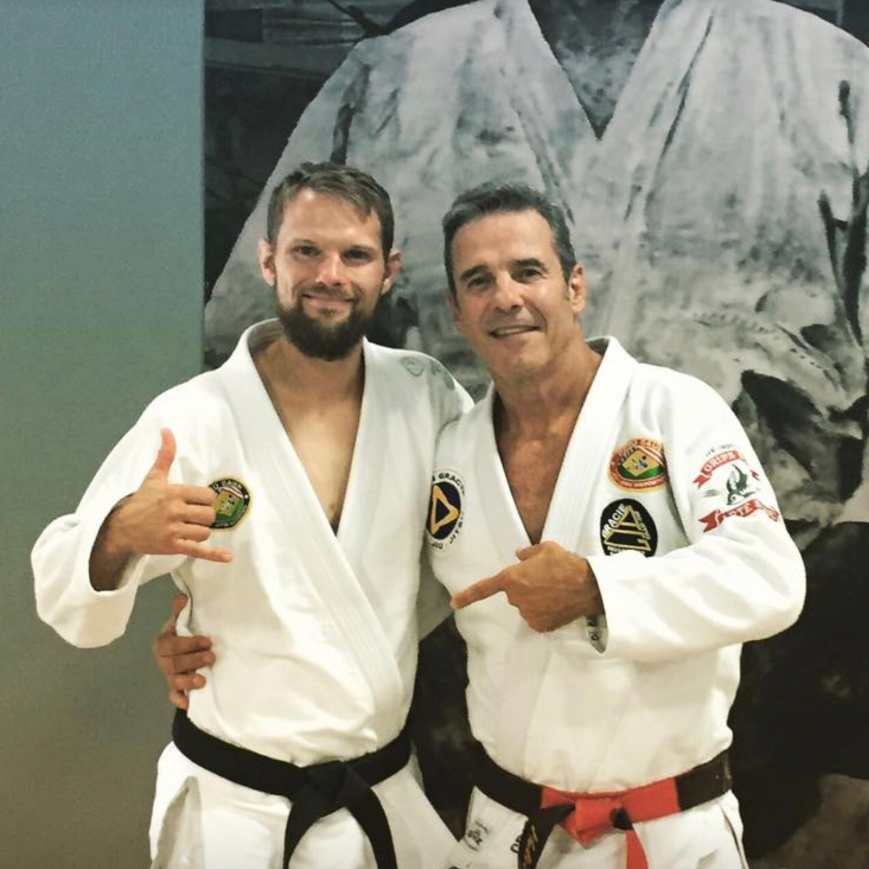 "10,000 tap-outs to Black Belt"" with Coach Chris Bumgarner"
