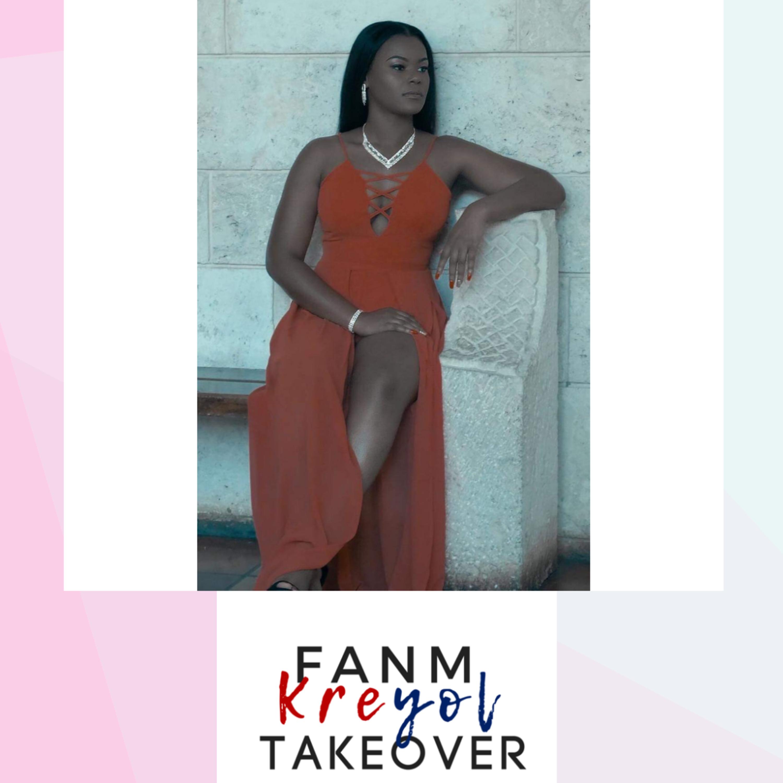 Fanm Kreyol Takeover || EP 2 || Anne Poetic