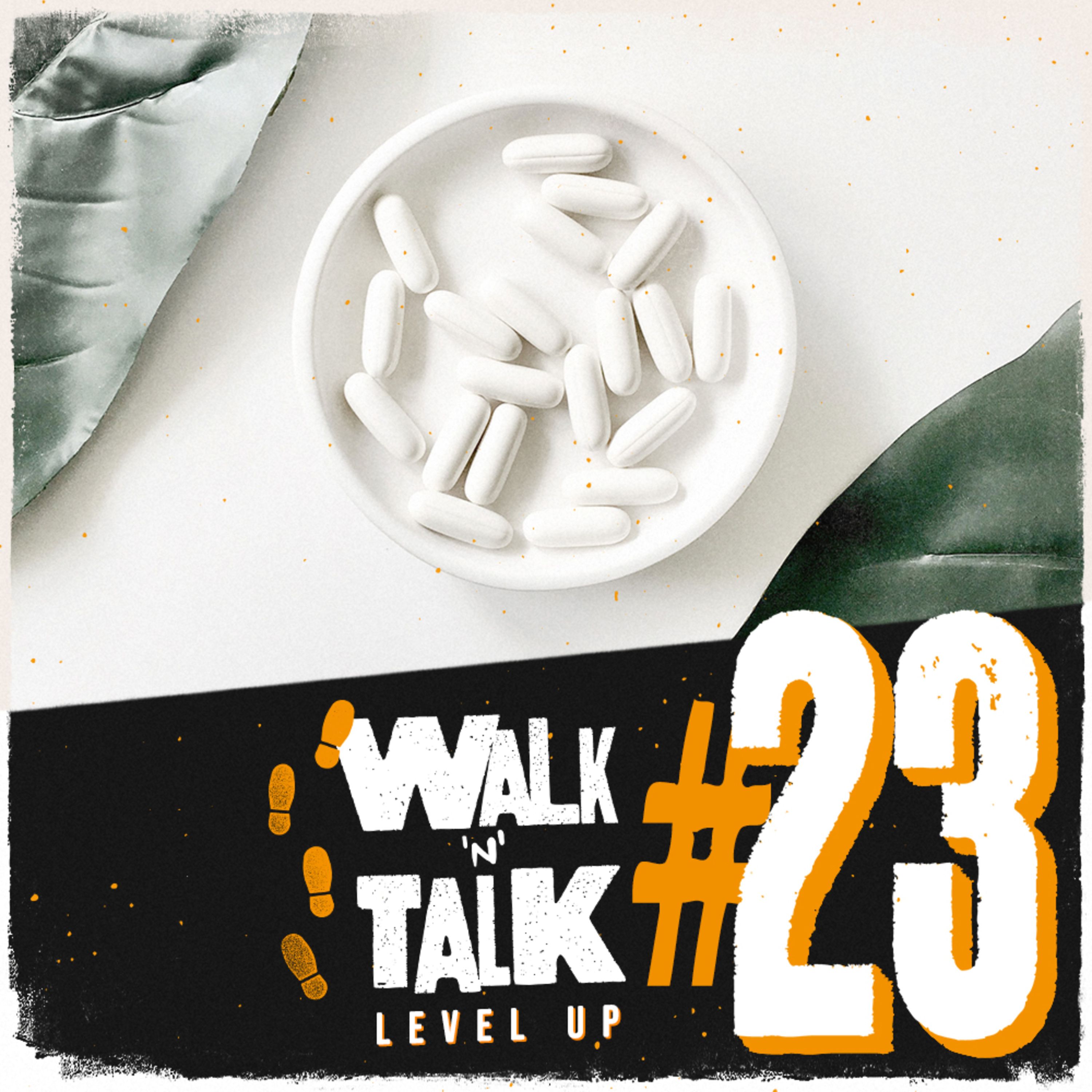 Walk 'n' Talk Level Up #23 - At the doctor