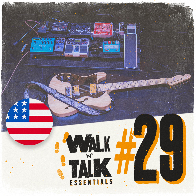 Walk 'n' Talk Essentials #29 - Banda de garagem