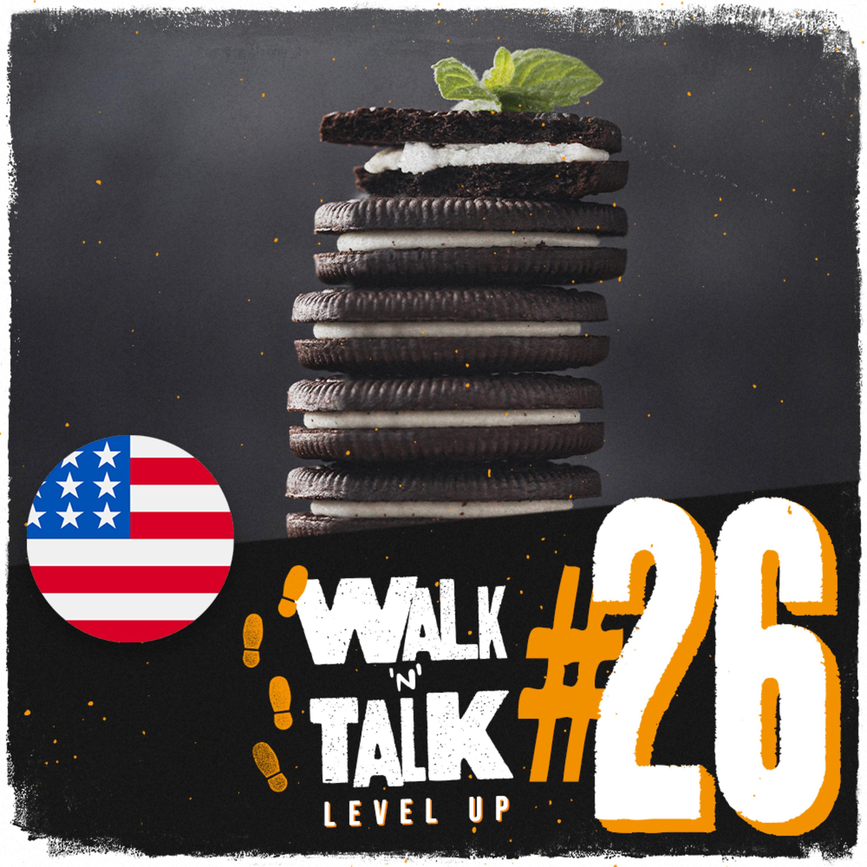 Walk 'n' Talk Level Up #26 - April fools
