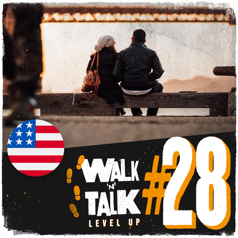Walk 'n' Talk Level Up #28 - Bank holidays