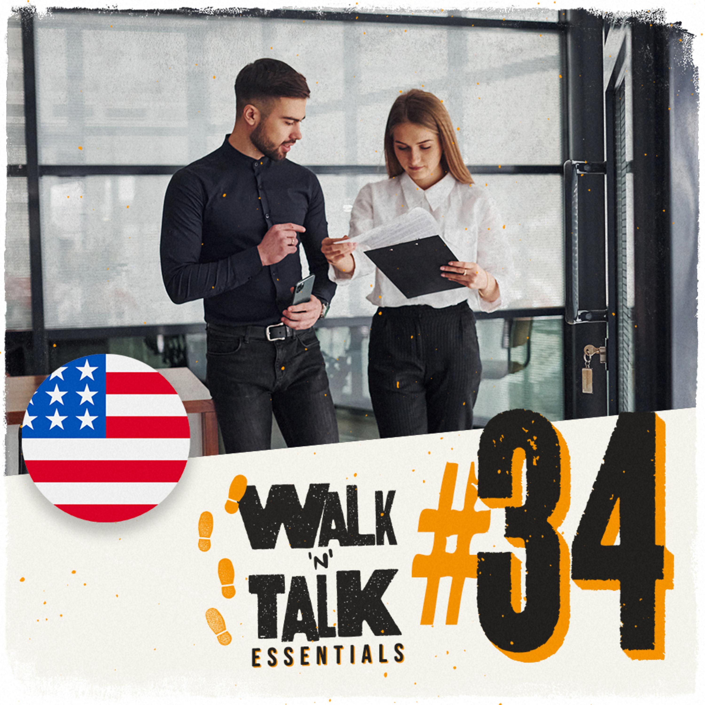 Walk 'n' Talk Essentials #34 - Dia do Trabalho