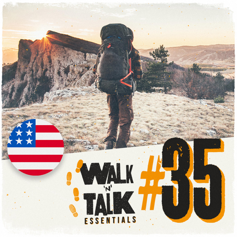 Walk 'n' Talk Essentials #35 - Conhecendo Um Gringo