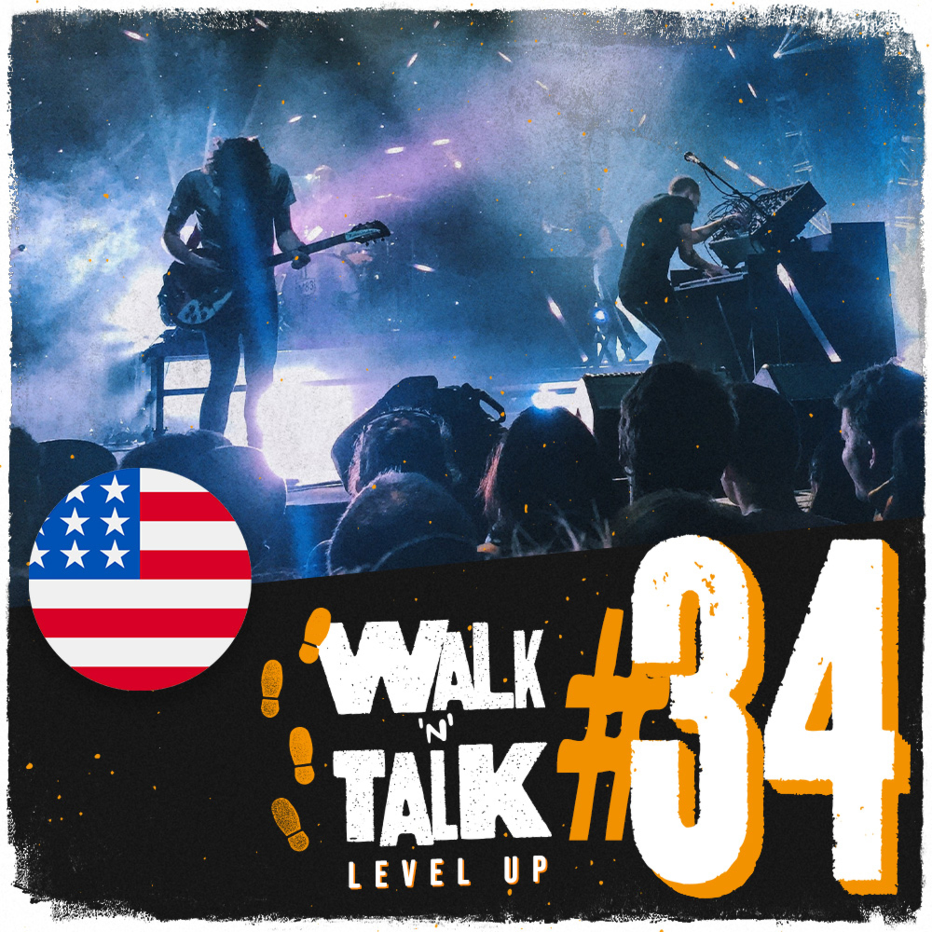 Walk 'n' Talk Level Up #34 - Moving up in the world