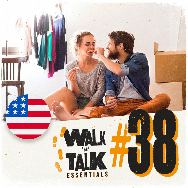 Walk 'n' Talk Essentials #38 - Vamos te animar
