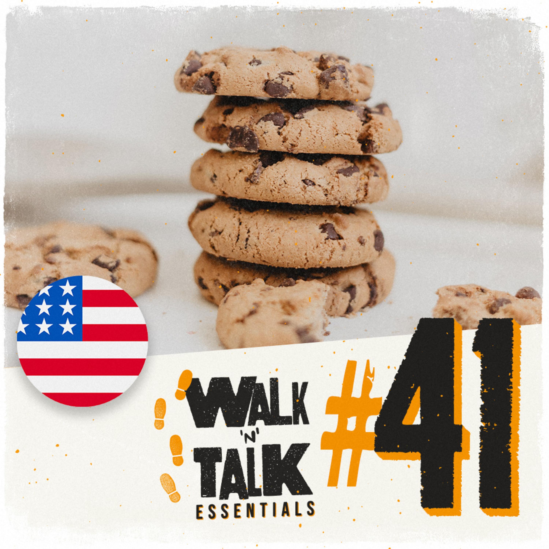 Walk 'n' Talk Essentials #41 - Cremosos, crocantes e doces!