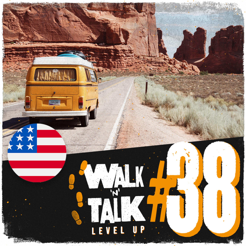 Walk 'n' Talk Level Up #38 - It's a road trip