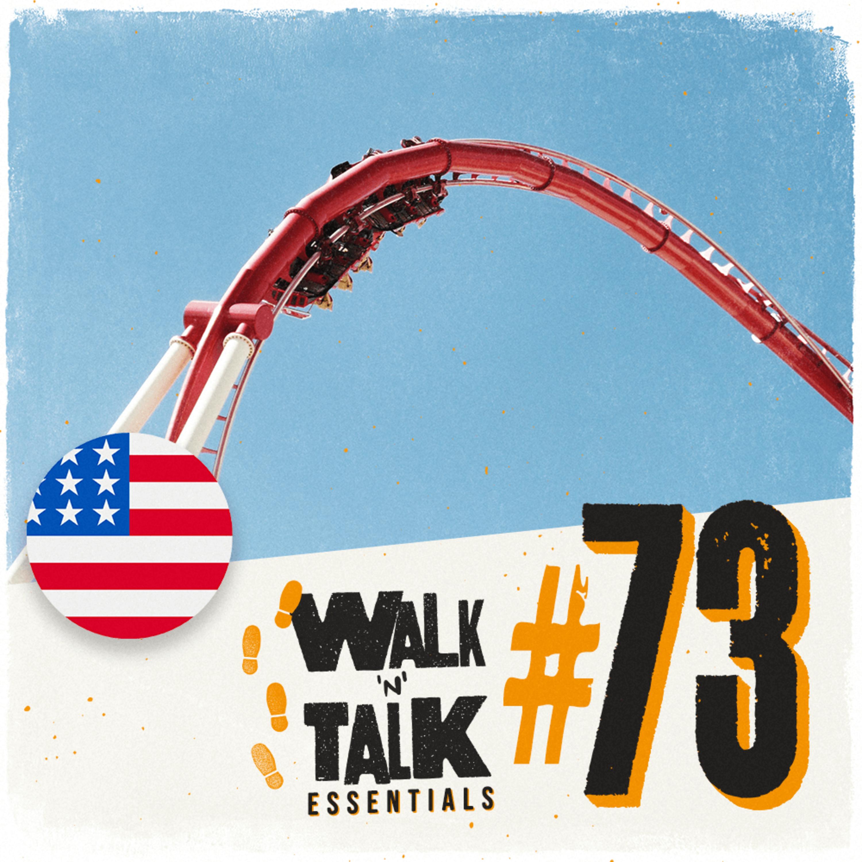 Walk 'n' Talk Essentials #73 - Com ou sem adrenalina?