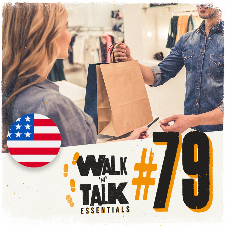 Walk 'n' Talk Essentials #79 - Posso trocar?