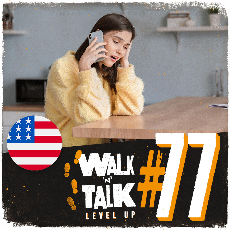Walk 'n' Talk Level Up #77 - Give me the recipe!