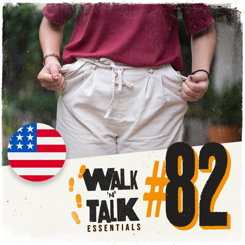 Walk 'n' Talk Essentials #82 - As mulheres precisam de bolsos!
