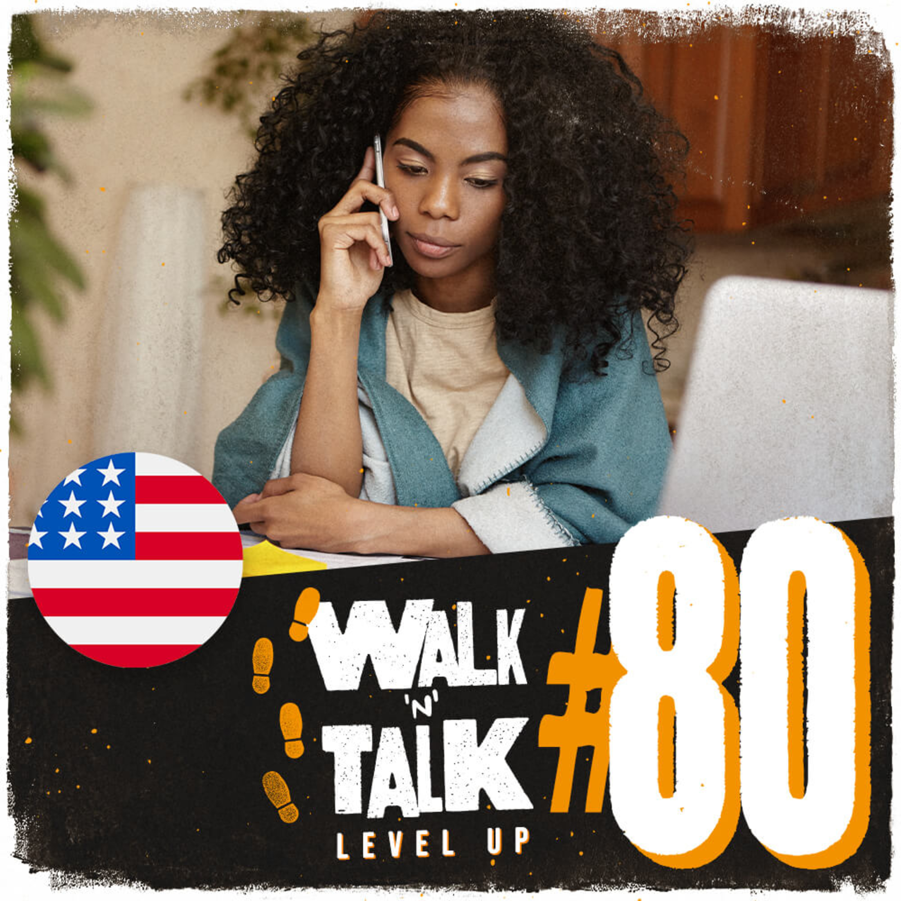 Walk 'n' Talk Level Up #80 - What time is it there?