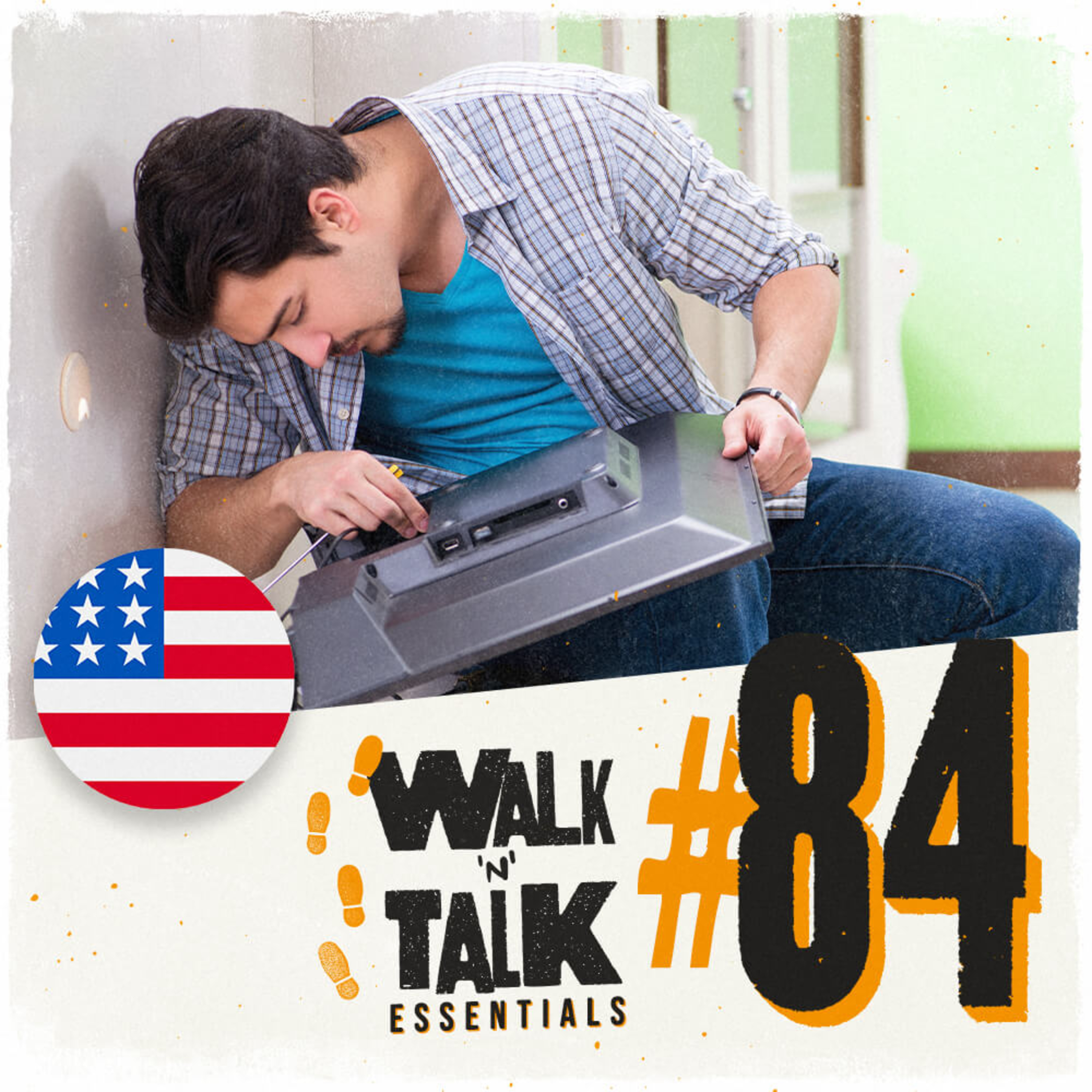 Walk 'n' Talk Essentials #84 - What are you doing?