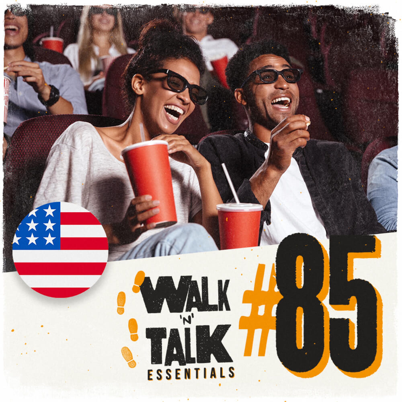 Walk 'n' Talk Essentials #85 - Plans for the weekend