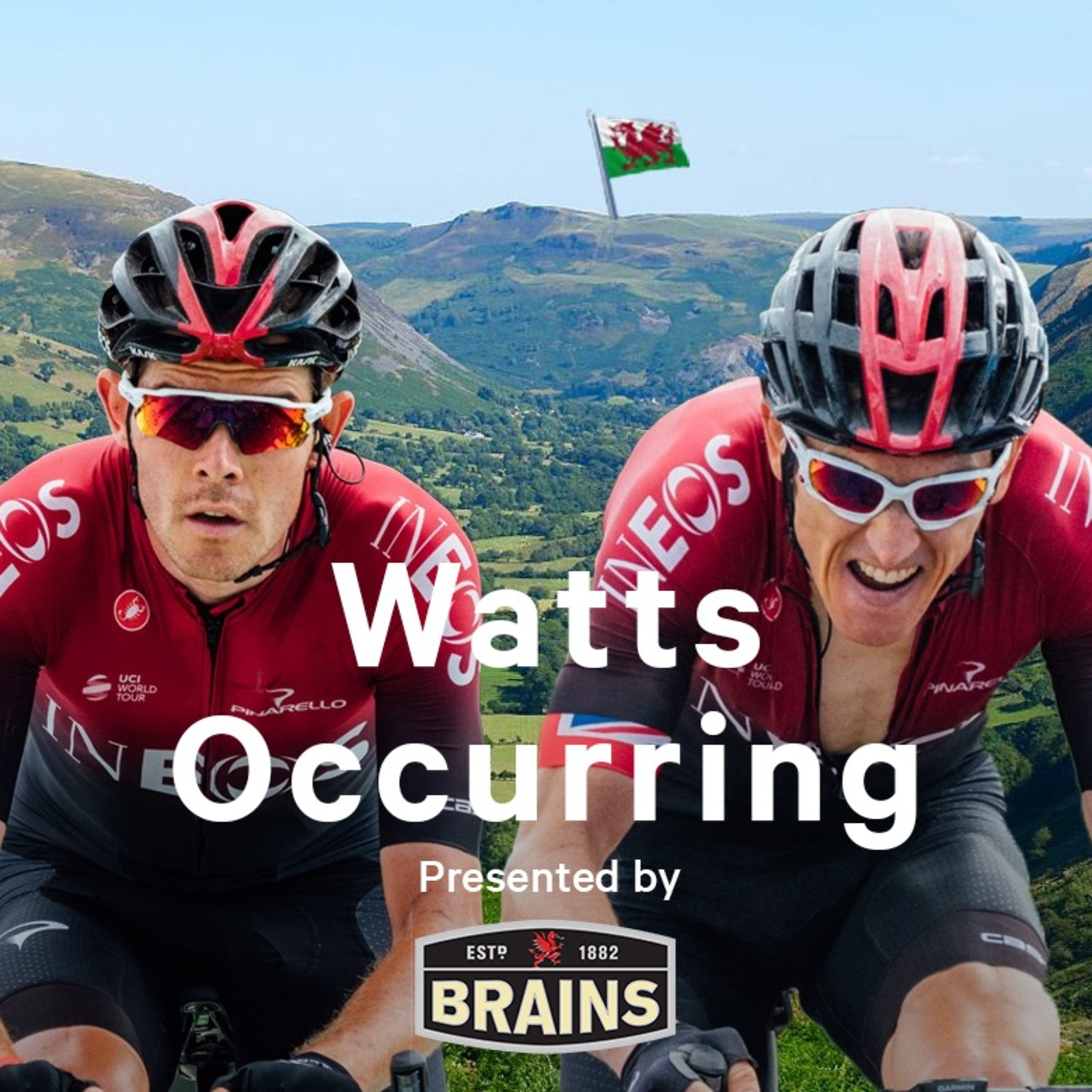 Episode 12 - Watts Occurring presented by Brains