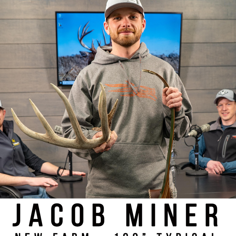"#12 - Jacob Minor: 190"" Buck named ""Full Circle"""