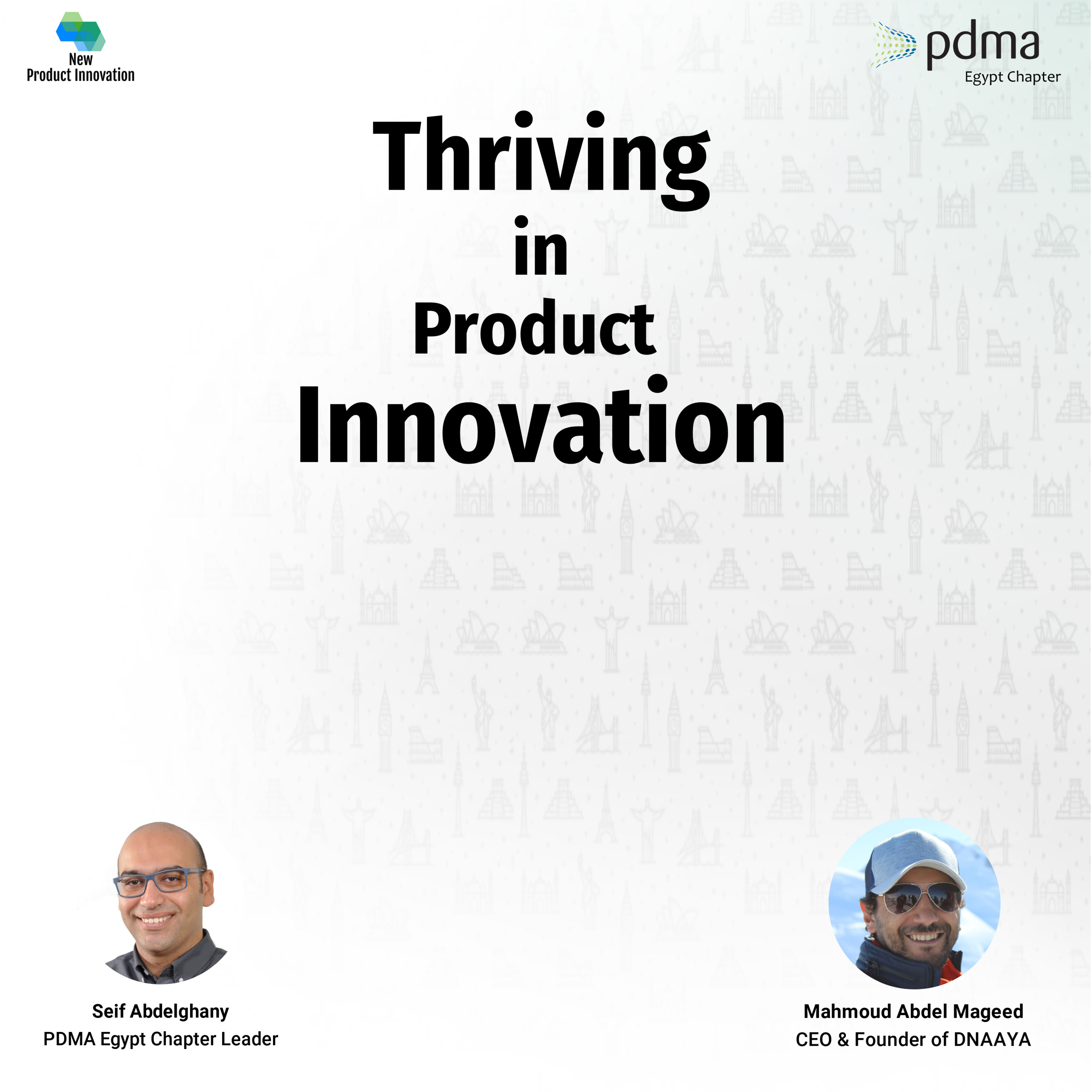 Thriving in Product Innovation