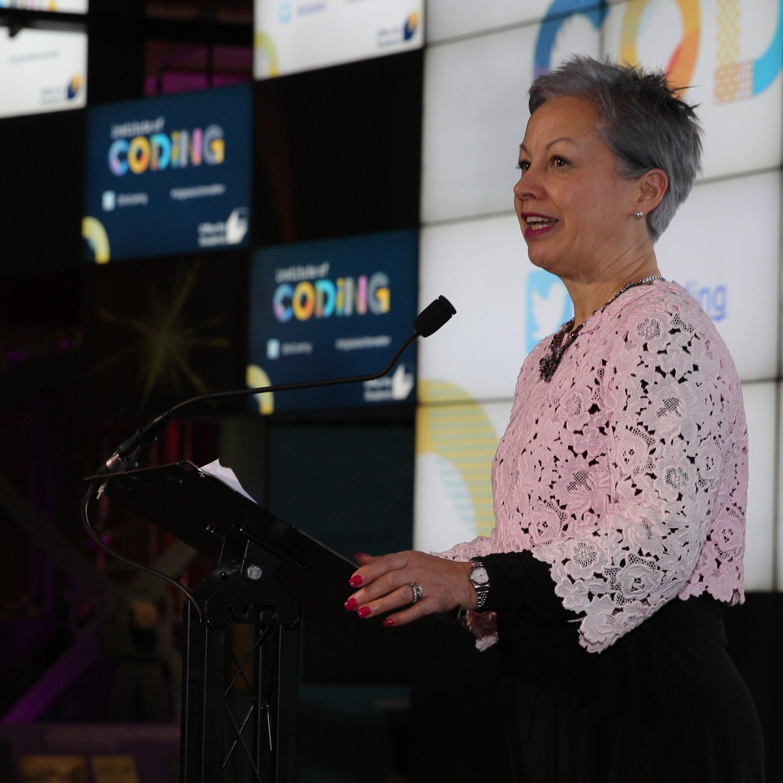 IoC Conference Dinner Speech - Jacqueline de Rojas