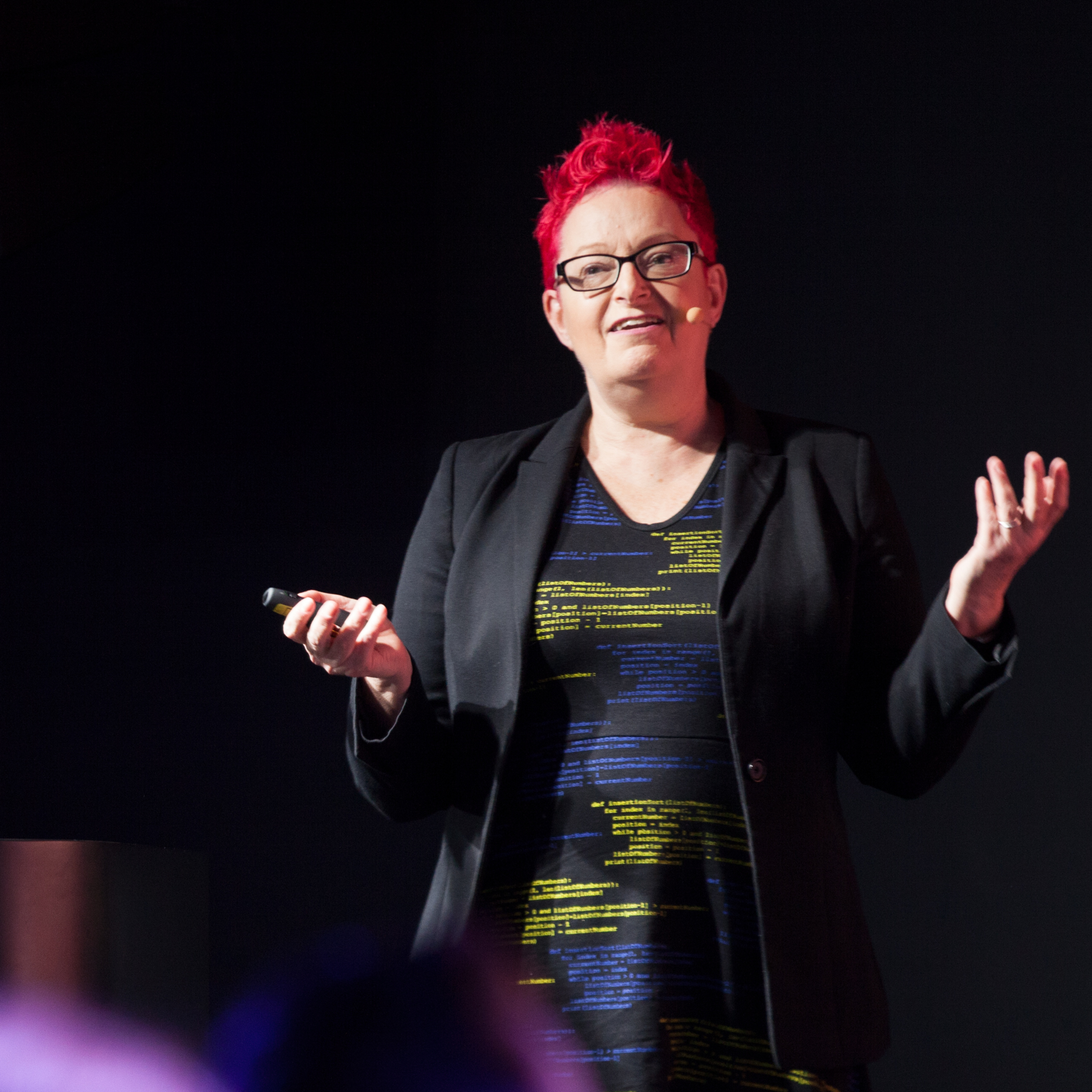 """""""If I can do it, so can you"""". - Keynote speech by Professor Sue Black"""