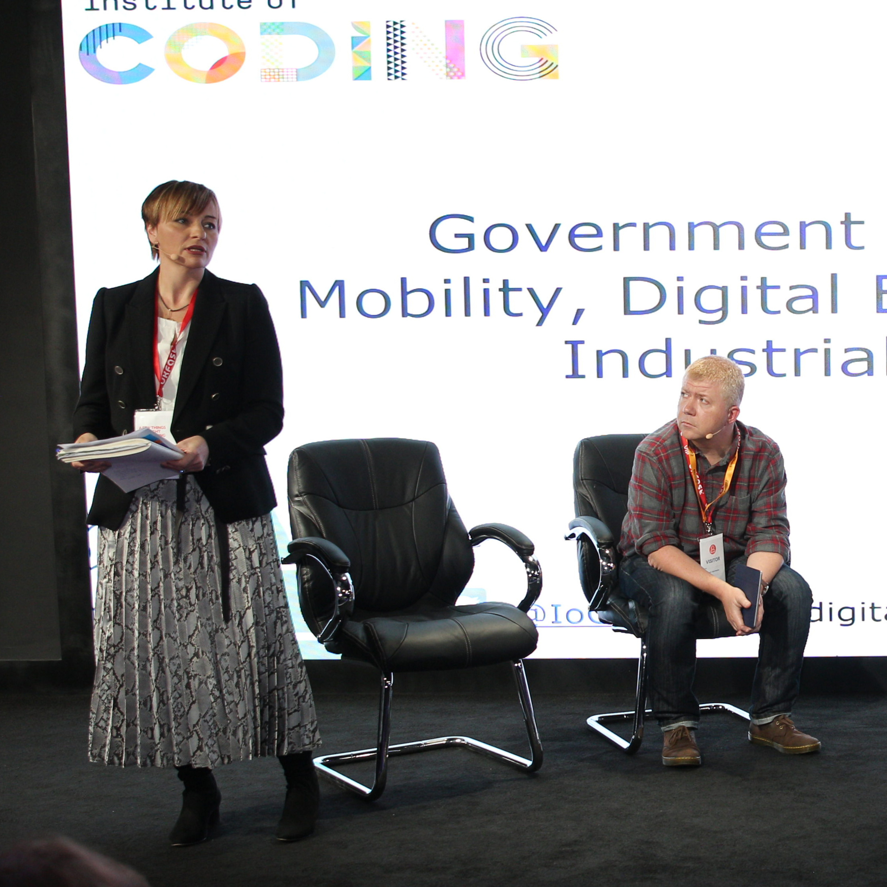 Government Policy: Social Mobility, Digital Employment, and Industrial Strategy