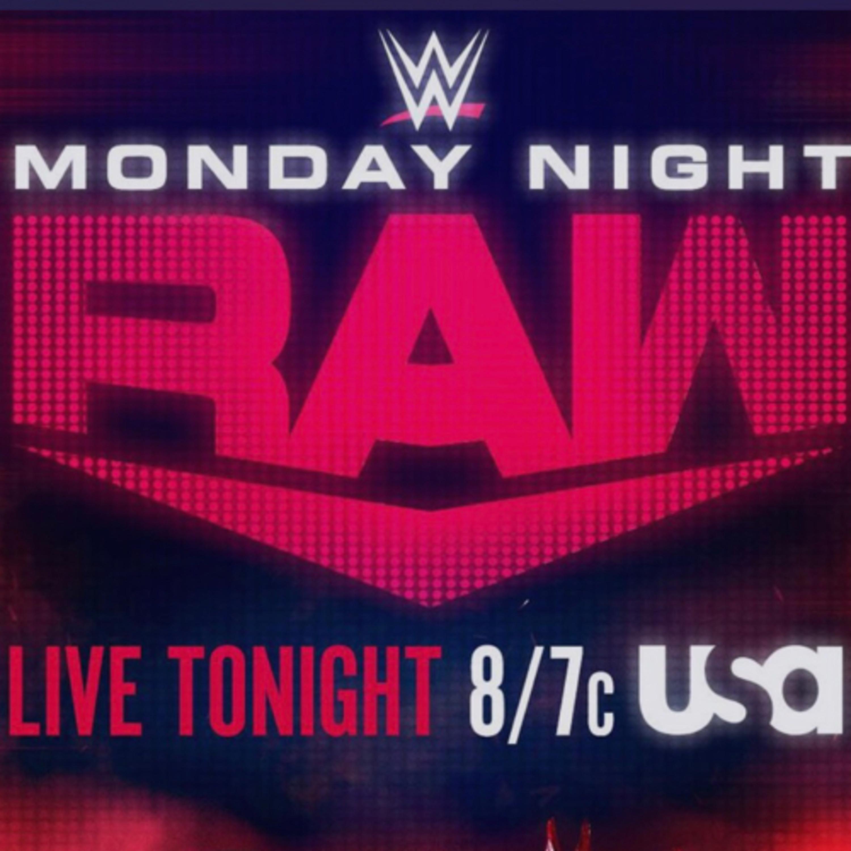 Main Event Talk Podcast: WrestleMania Week WWE RAW Episode 122