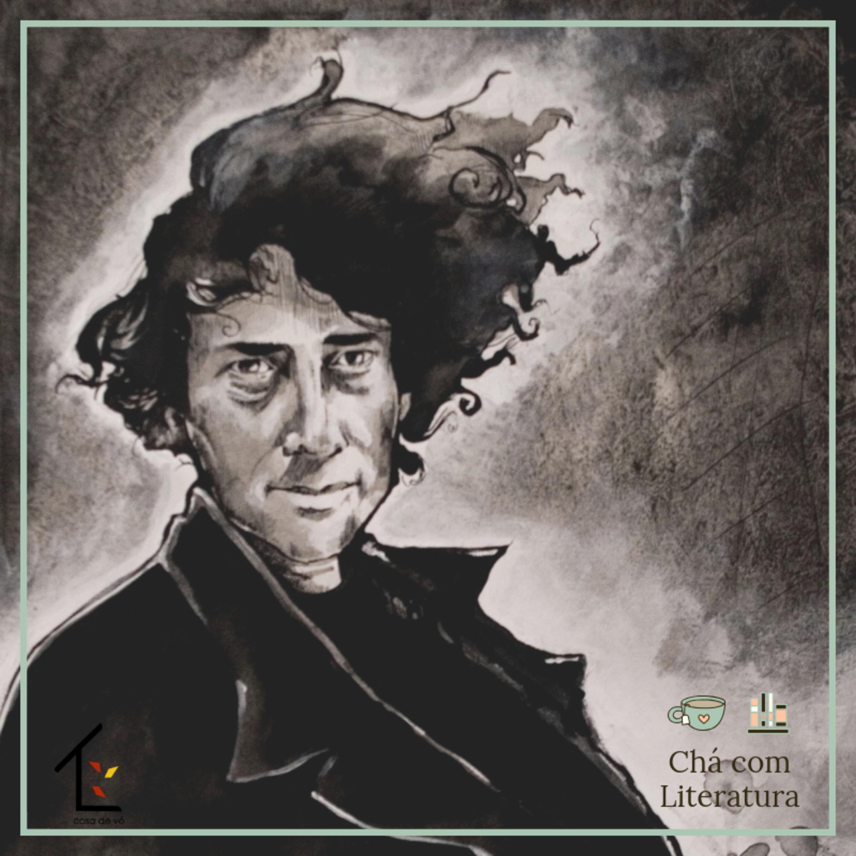 Chá com Literatura #03 Um autor multimídia: a história de Neil Gaiman