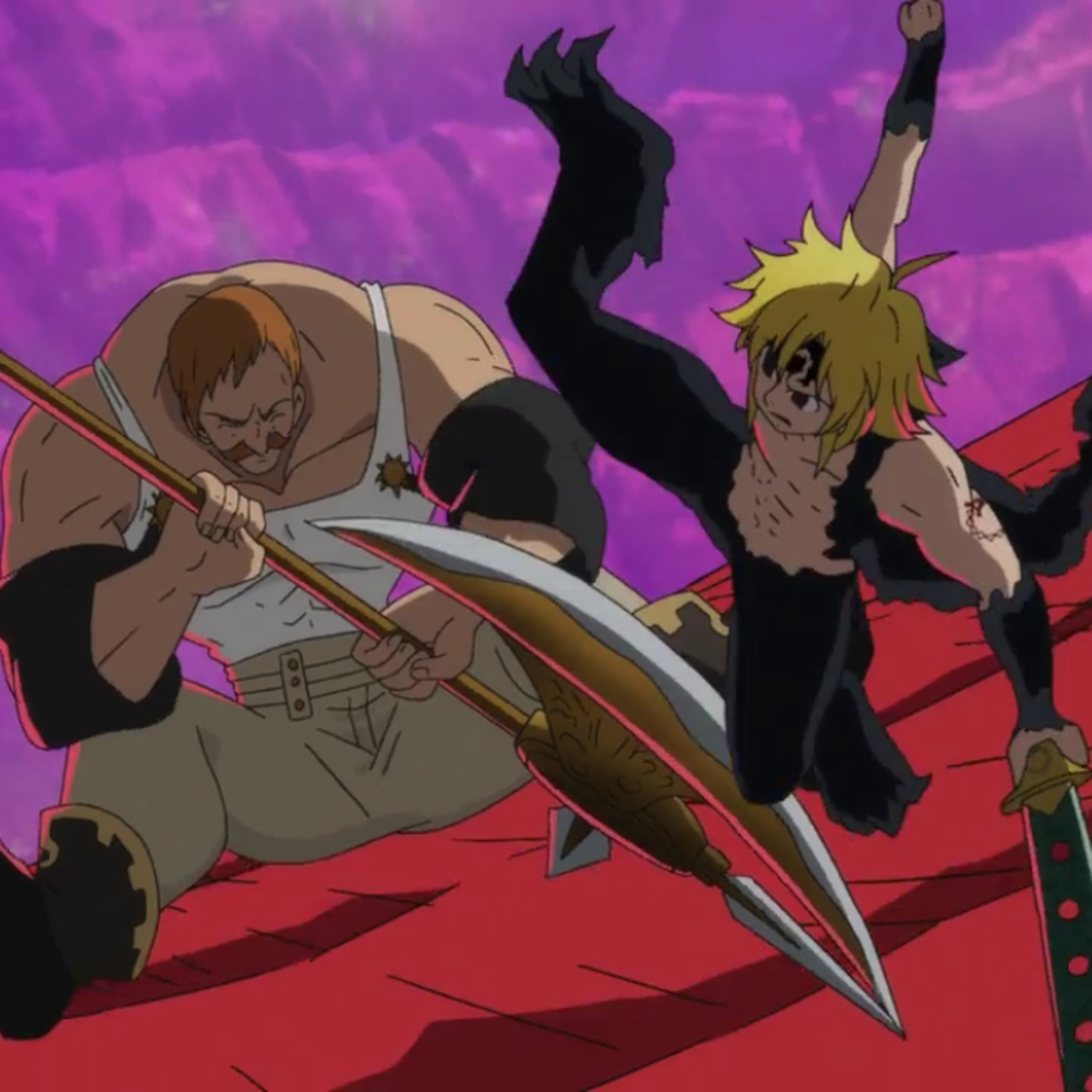 Season 4: Seven Deadly Sins Episode 12 (What is this!) from ...
