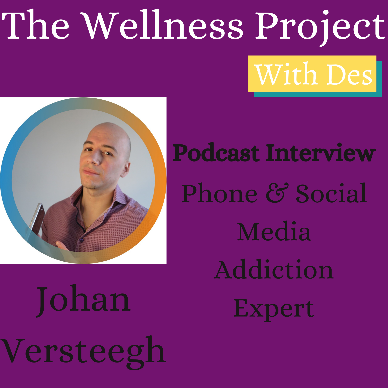 37. Phone & Social Media Addiction Expert, Johan Verteegh