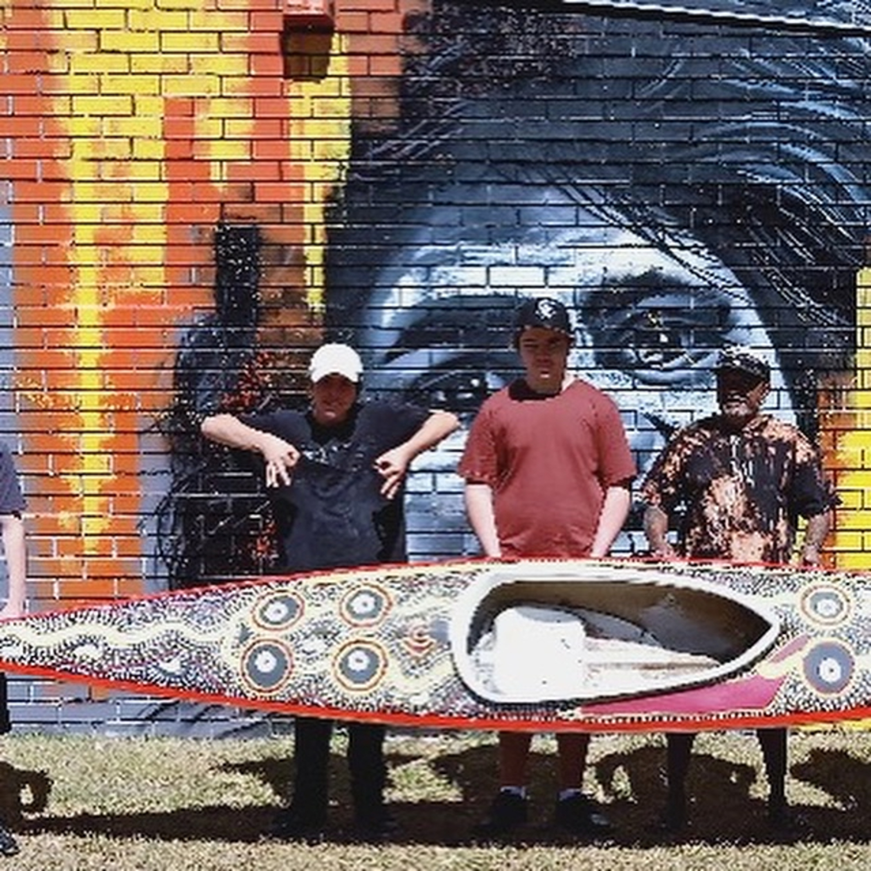 EP 15- indigenous artist Torry talks nature, art &culture with disengaged youth.