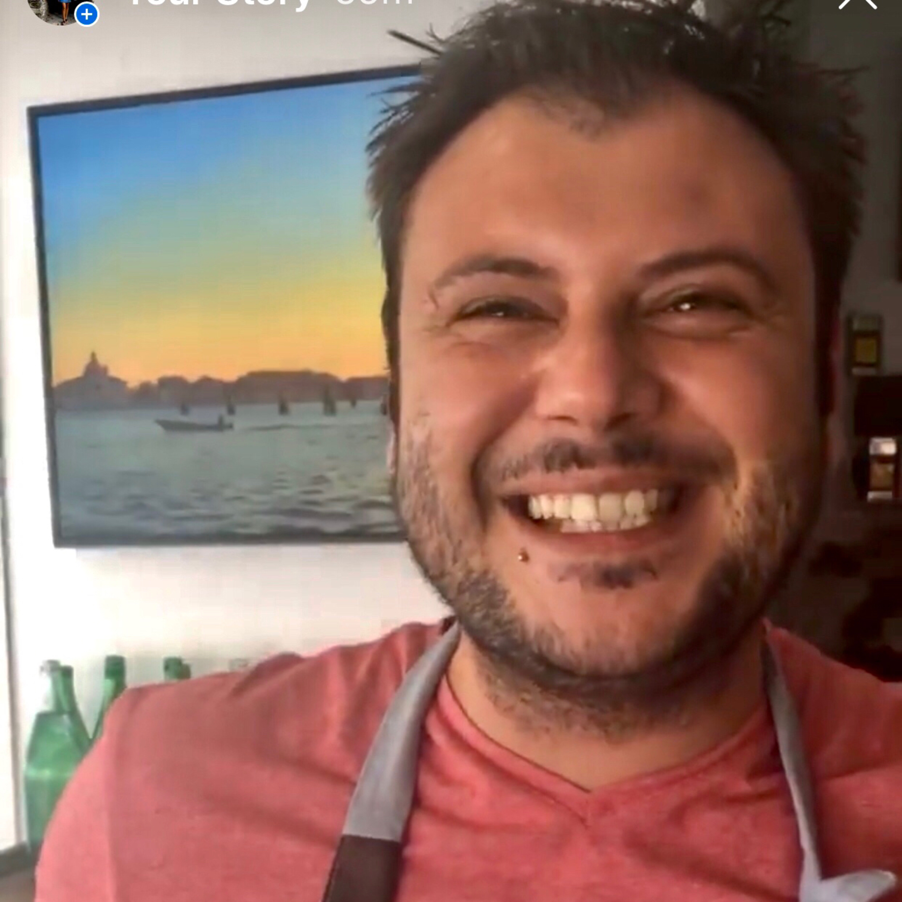 EP 18- Luca Bassetto grew up in Venice, authentic cook & honest hospitality, we chat Bacaro NSW