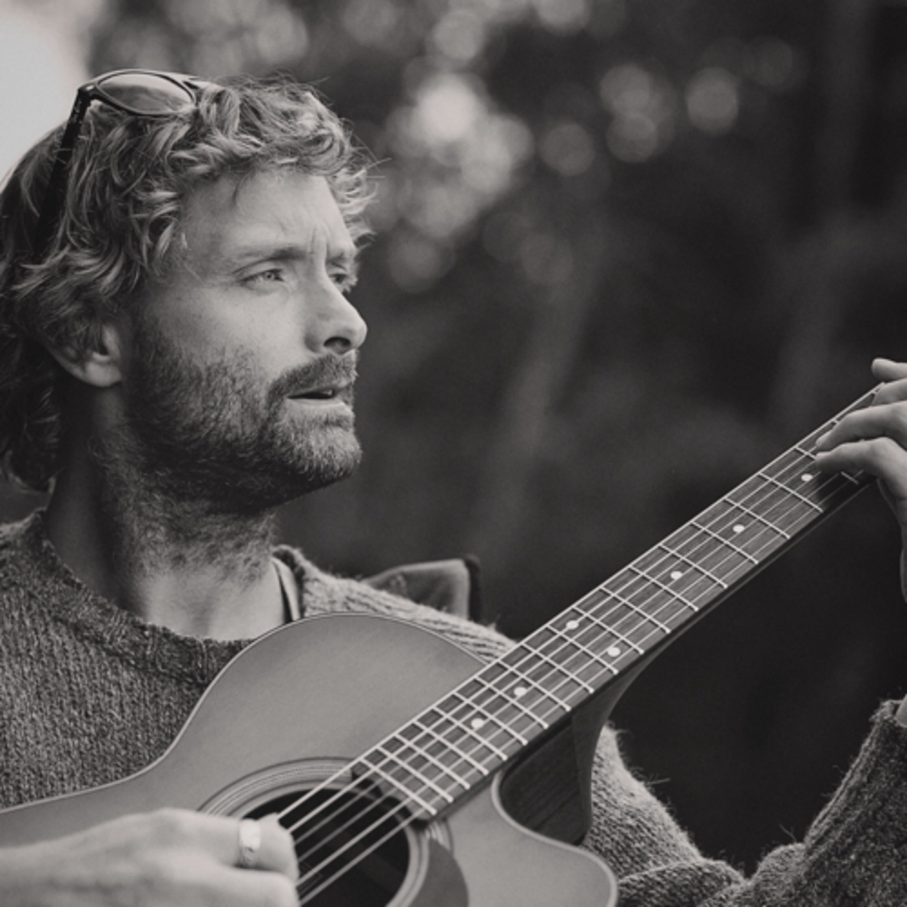 EP 23-musician Mattie Barker takes his open heart & live performance on the road to heal communities