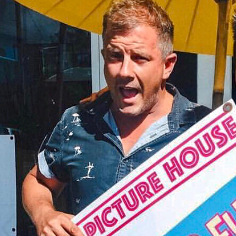 EP 24- Brett Haylock ran away to the circus, he's co creator of La Clique & Brunswick Picture House