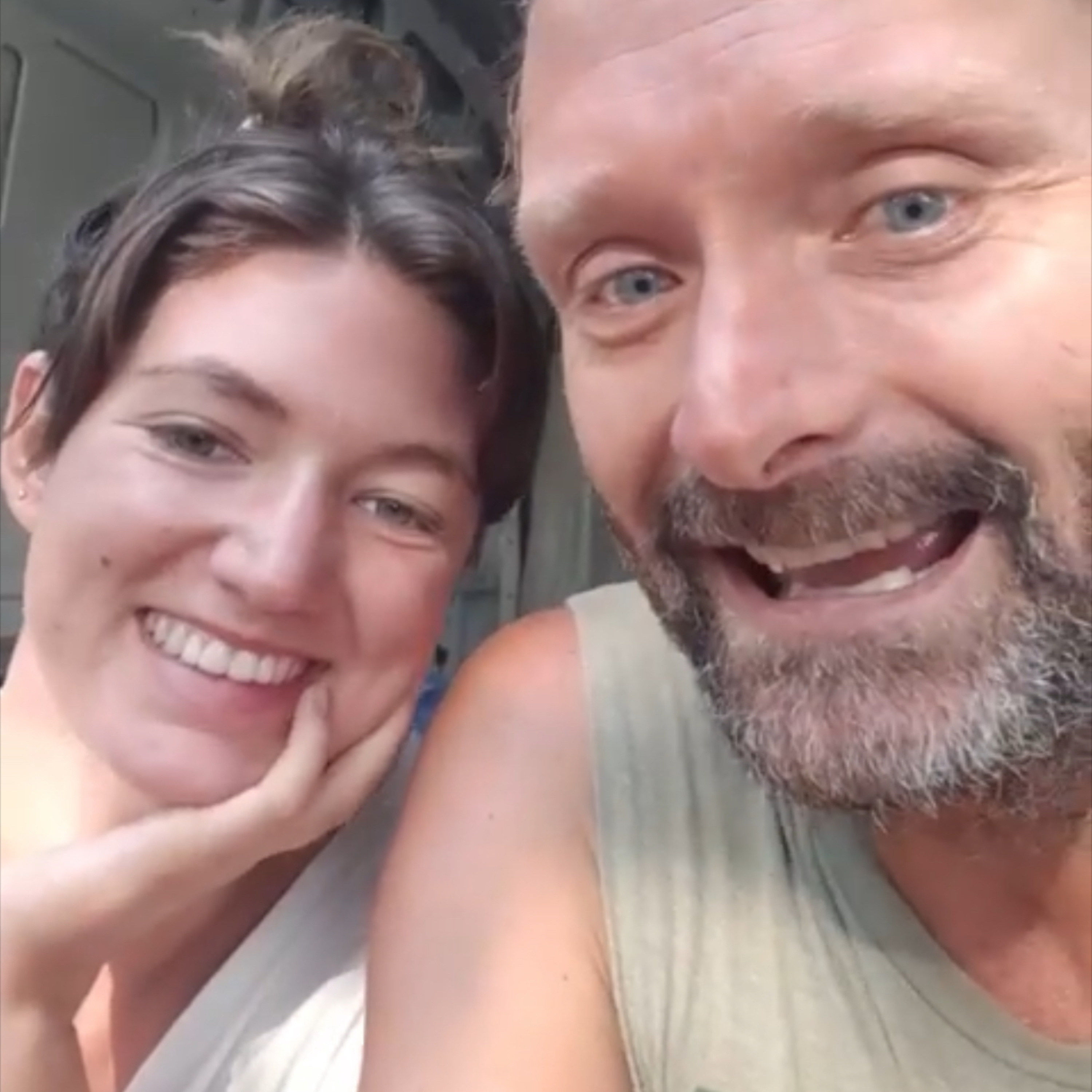 EP 26- lily & Mattie return from their journey south helping in fire zones, they gifted food & song
