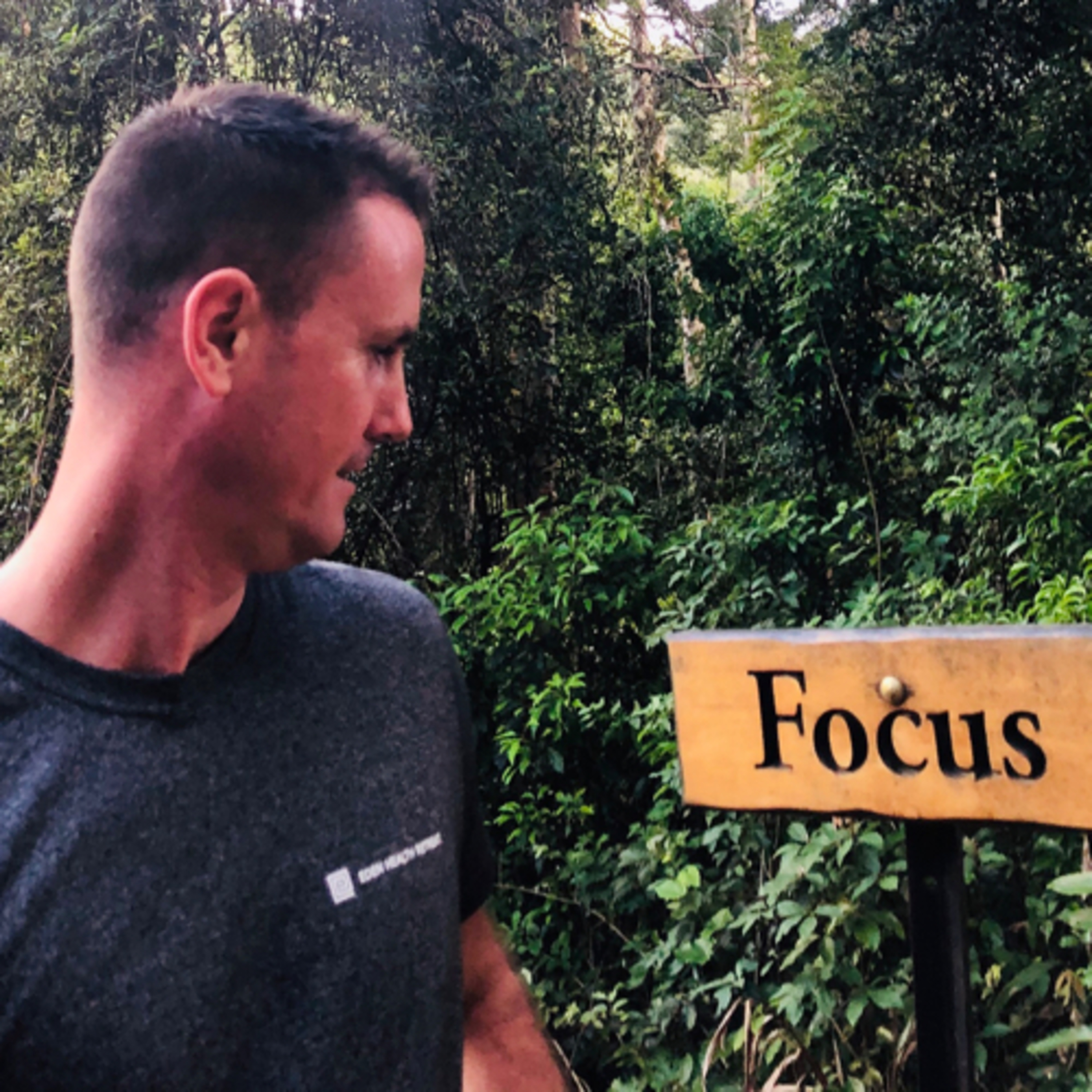 EP 28- Fitness guy Chris Van Hoof chats about his journey to GM of Australias oldest retreat, Eden