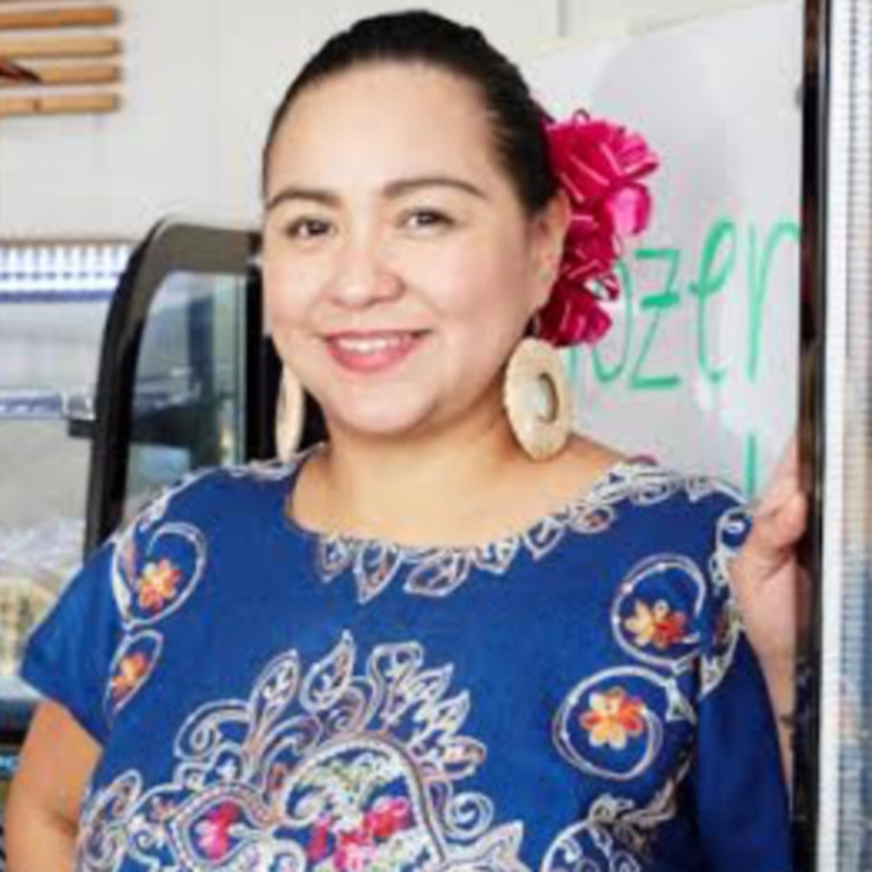 EP- 43 Rosa Cienfuegos Mexico & food