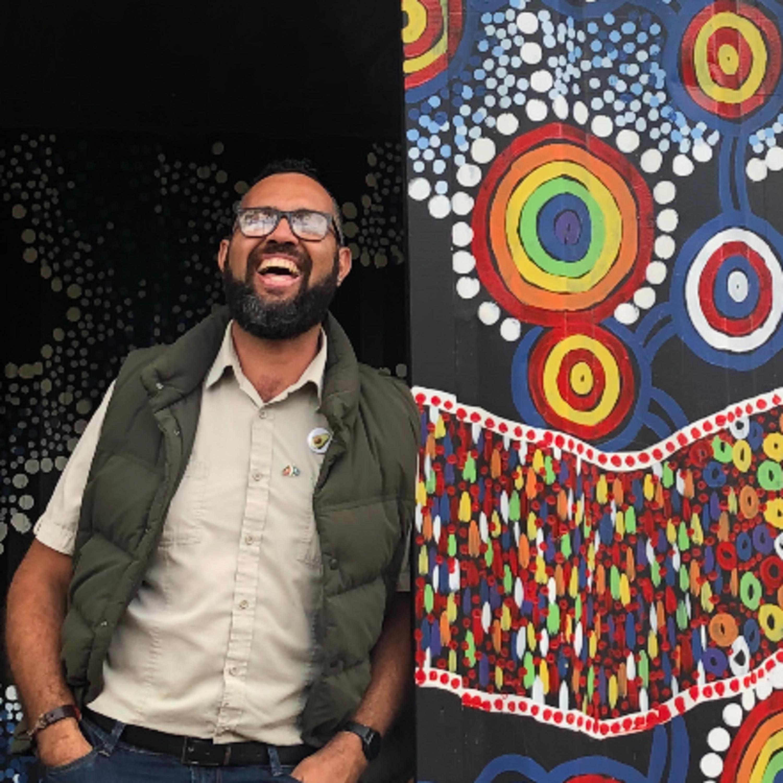 EP 47- Indigenous artist Jason King