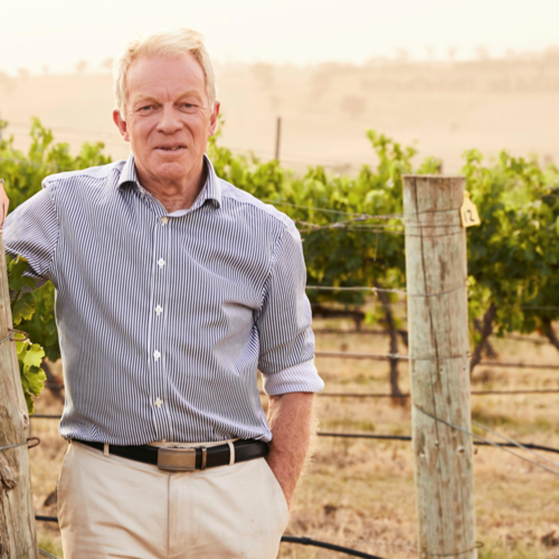 EP 48- Richard De Beaurepaire French wines & farm life