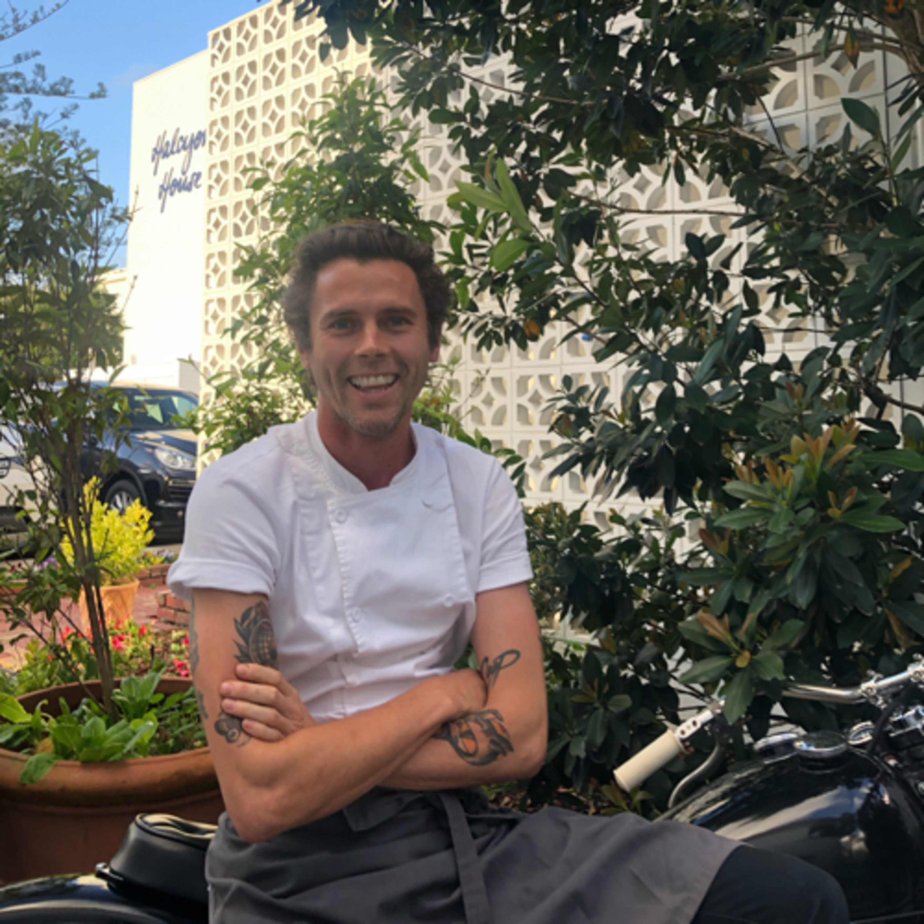 EP 54- Chef Jay Barratt from Stokehouse to Halcyon House.