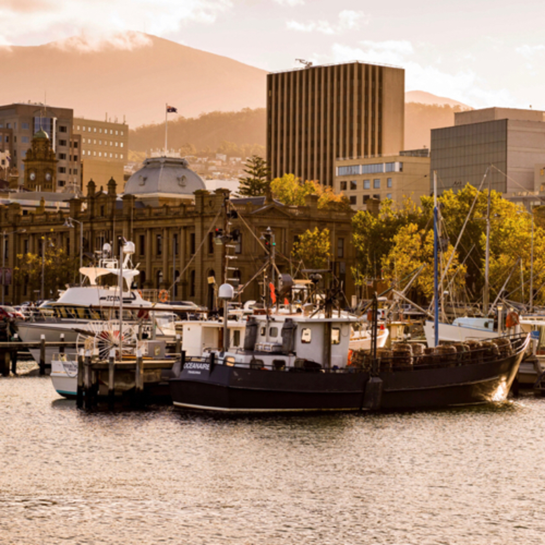 EP 83- In & around Hobart Town, Tasmania