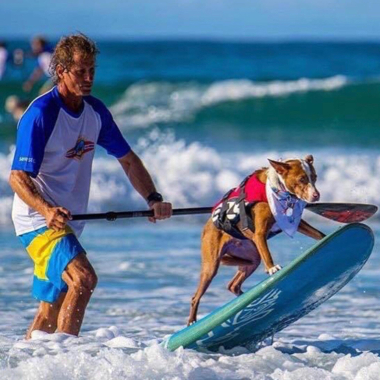 EP 90-Tandem surf champion & dog whisper, Chris de Aboitiz.