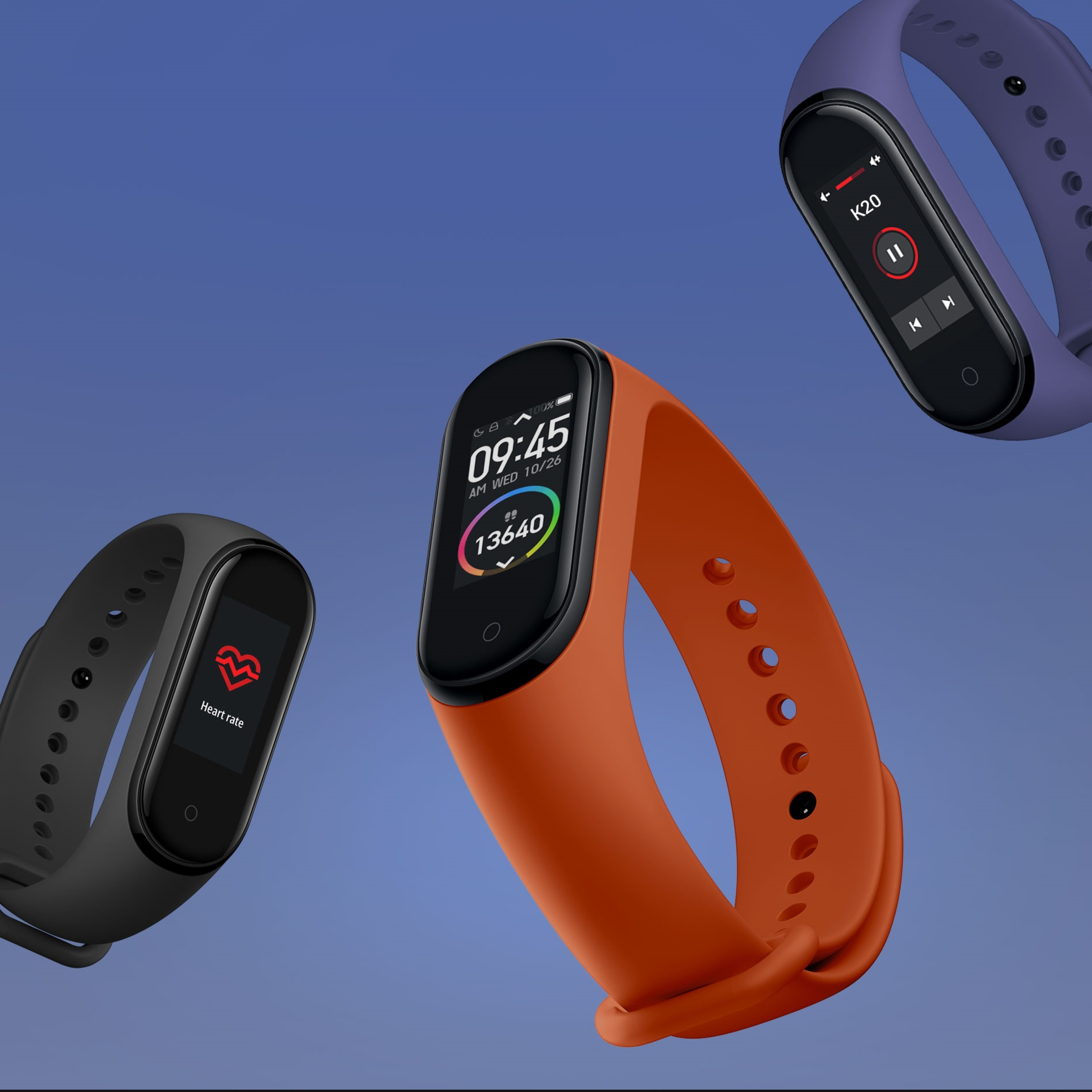 Michael William Paul' Review on MI Smart Band 4