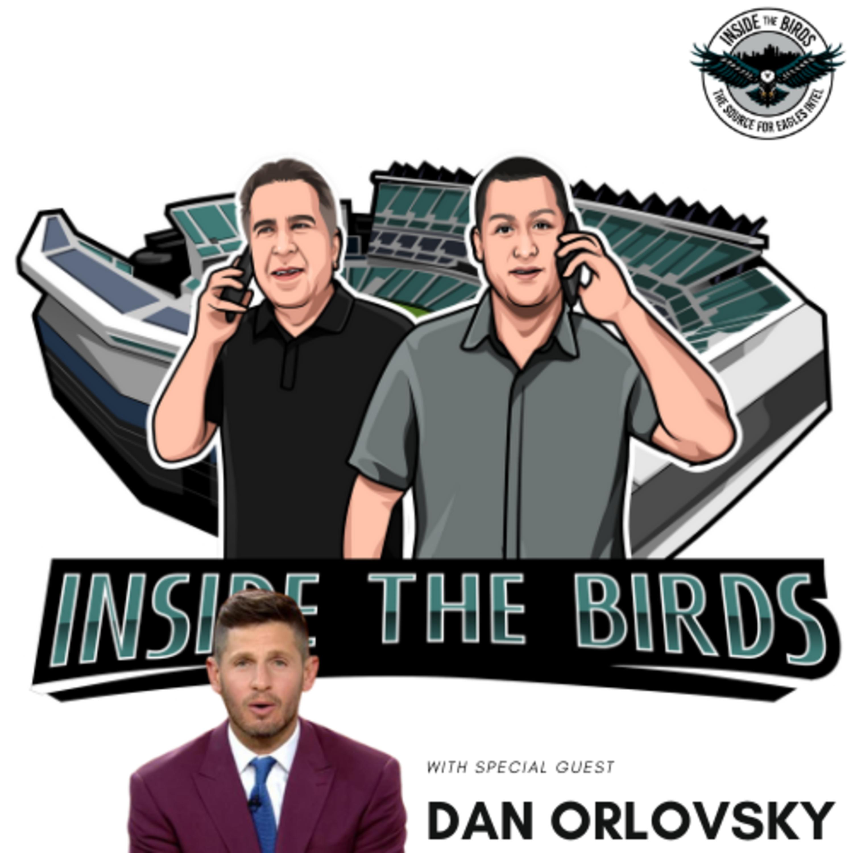 DAN ORLOVSKY DETAILS CARSON WENTZ'S STRUGGLES VS. WASHINGTON, PREVIEWS WEEK 2 WENTZ-GOFF SHOWDOWN - ITBTV