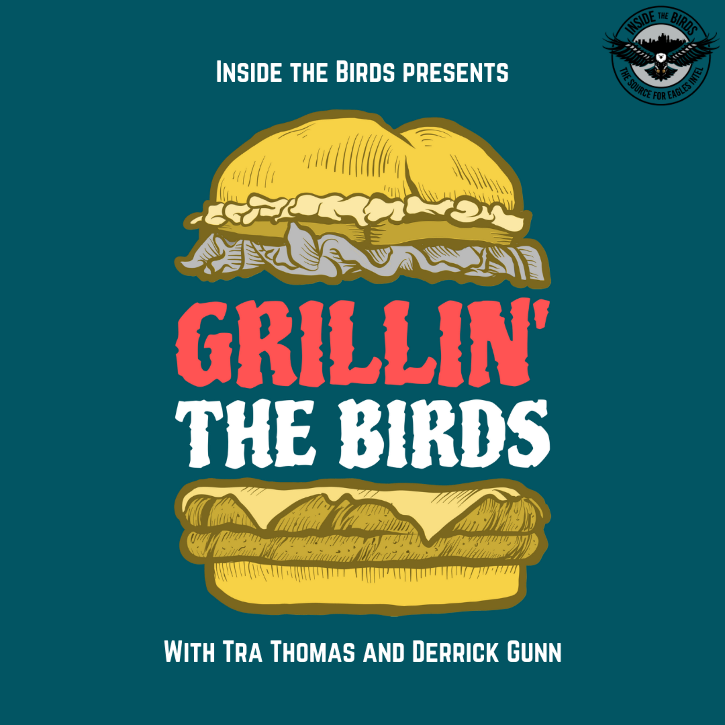 Tipping play calls | Fresh meat | No-hat game? | Grillin' The Birds