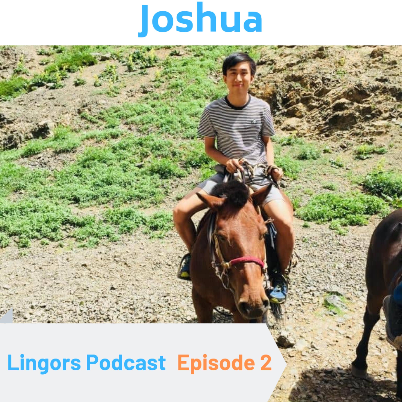 English Learning in Hong Kong   Hong Kong University student Joshua   Lingors Across the Globe Corners #1