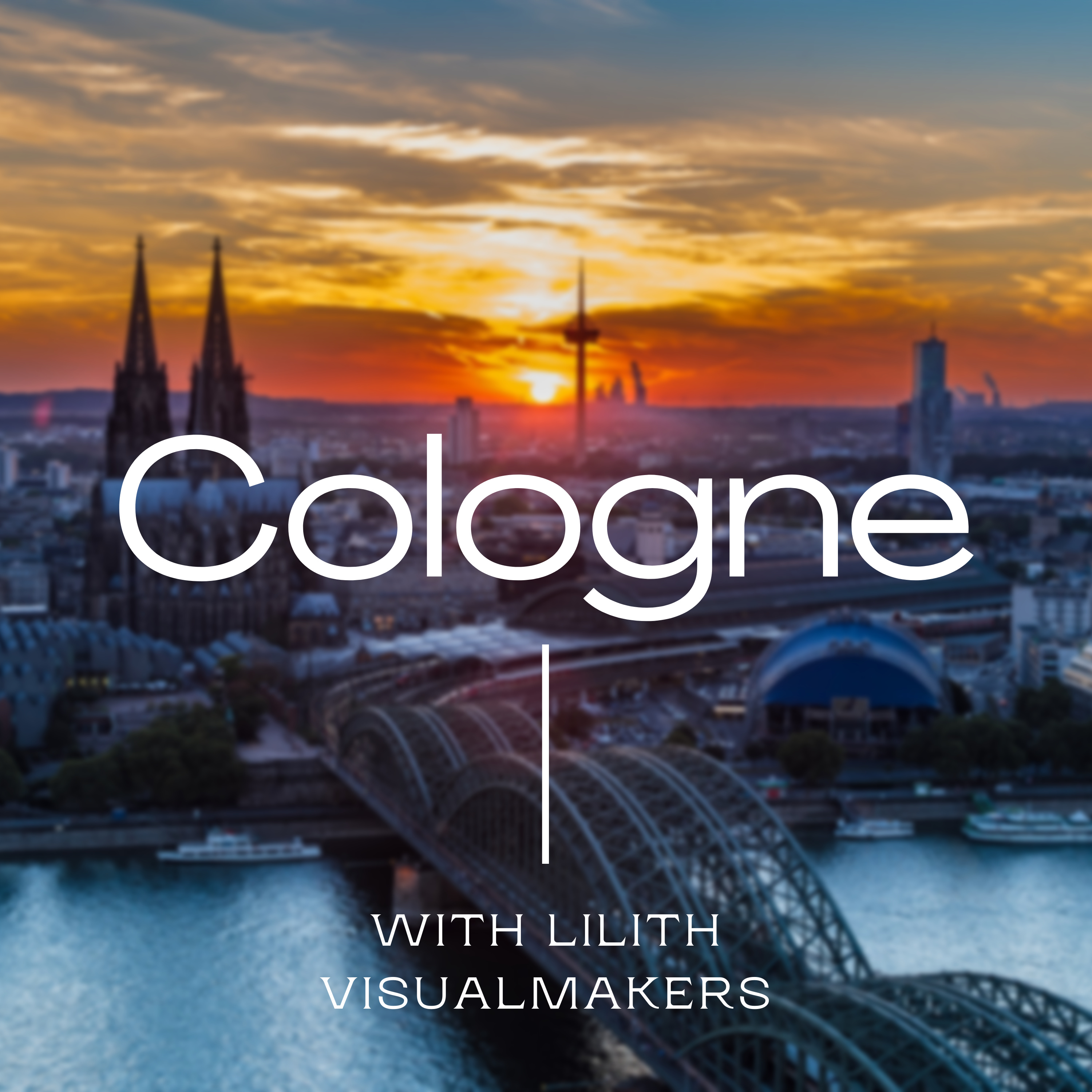 #3: In Cologne, I meet with Lilith to know more about VisualMakers